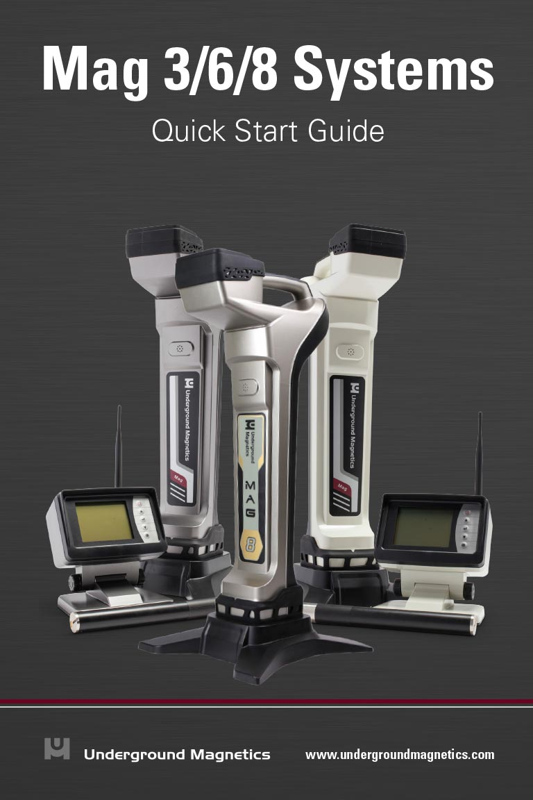 Quick Start Guide Mag 3