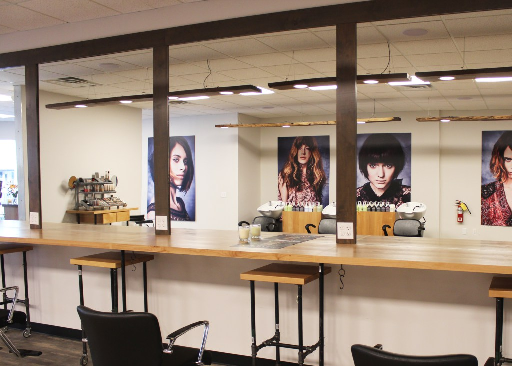 Full service beauty and hair salon in ames iowa